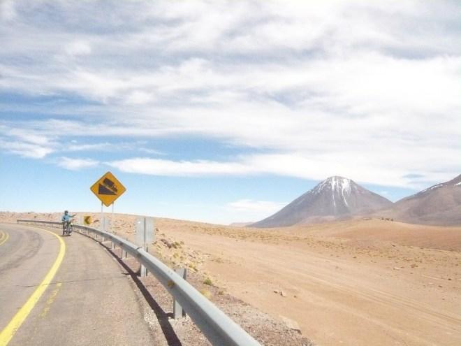 Todo bajada jusqu'à San Pedro de Atacama!