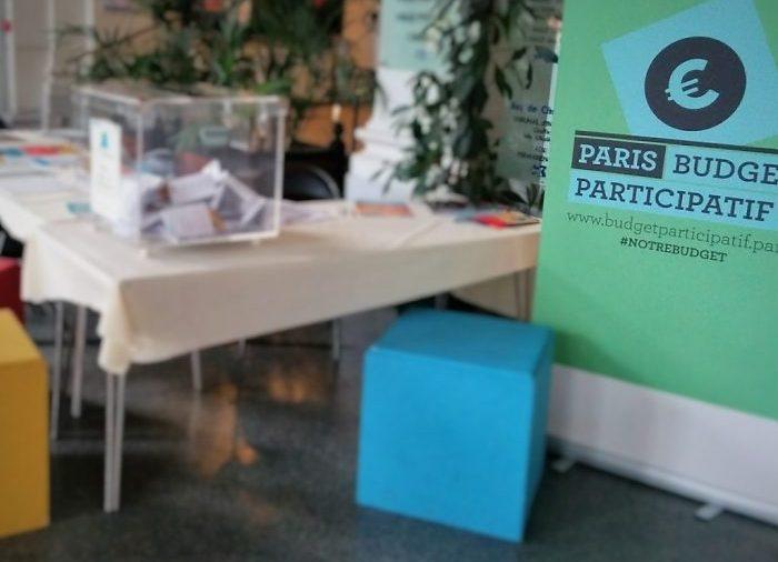 A Paris, le budget participatif encourage la participation au budget participatif des publics éloignés. //DR