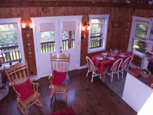 coyote chalets laurentides - Photos chalet le coyote