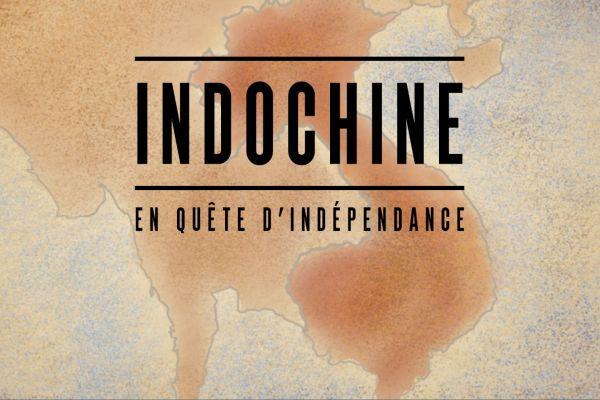 Indochine - visuel 1