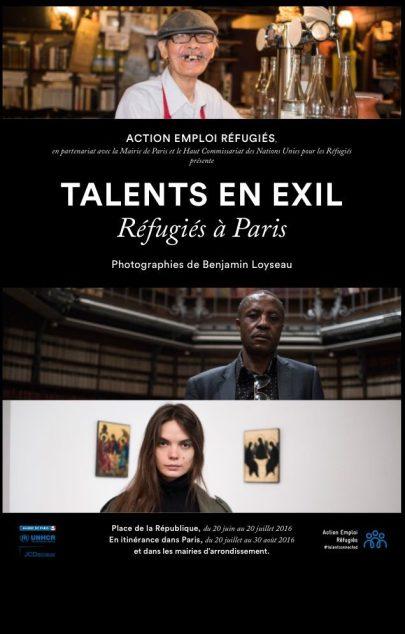 talents en exil