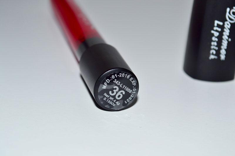 rouges à lèvres gloss long lasting née jolie les deboires de carlita revue site chinois