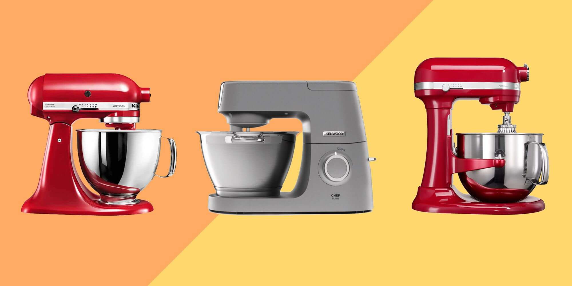 Comparatif Robot Patissier Kenwood Et Kitchenaid Comparatif Kitchenaid Artisan Vs Kenwood Chef Titanium Les Délices