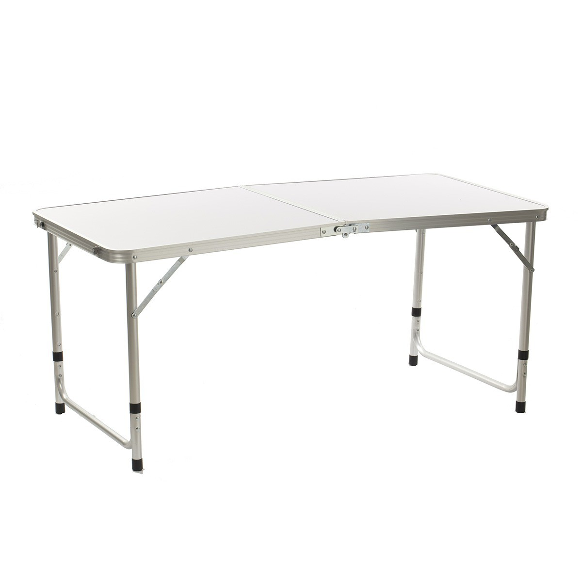 Table Aluminium Pliante Table Pliante Aluminium Grise