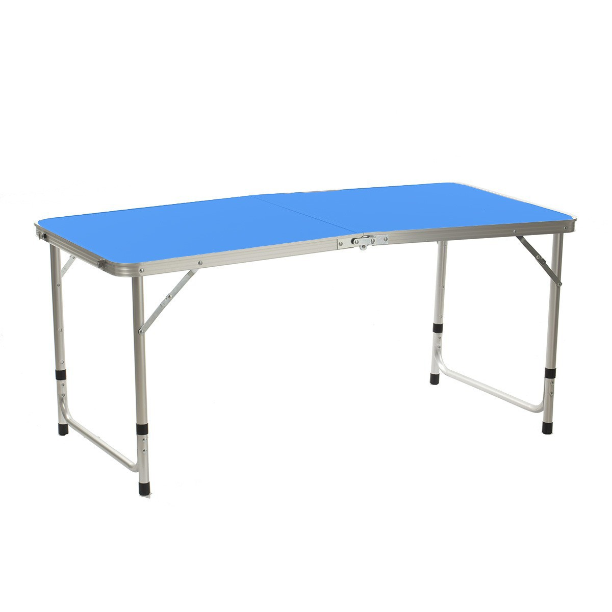 Table Aluminium Pliante Table Pliante Aluminium Bleue