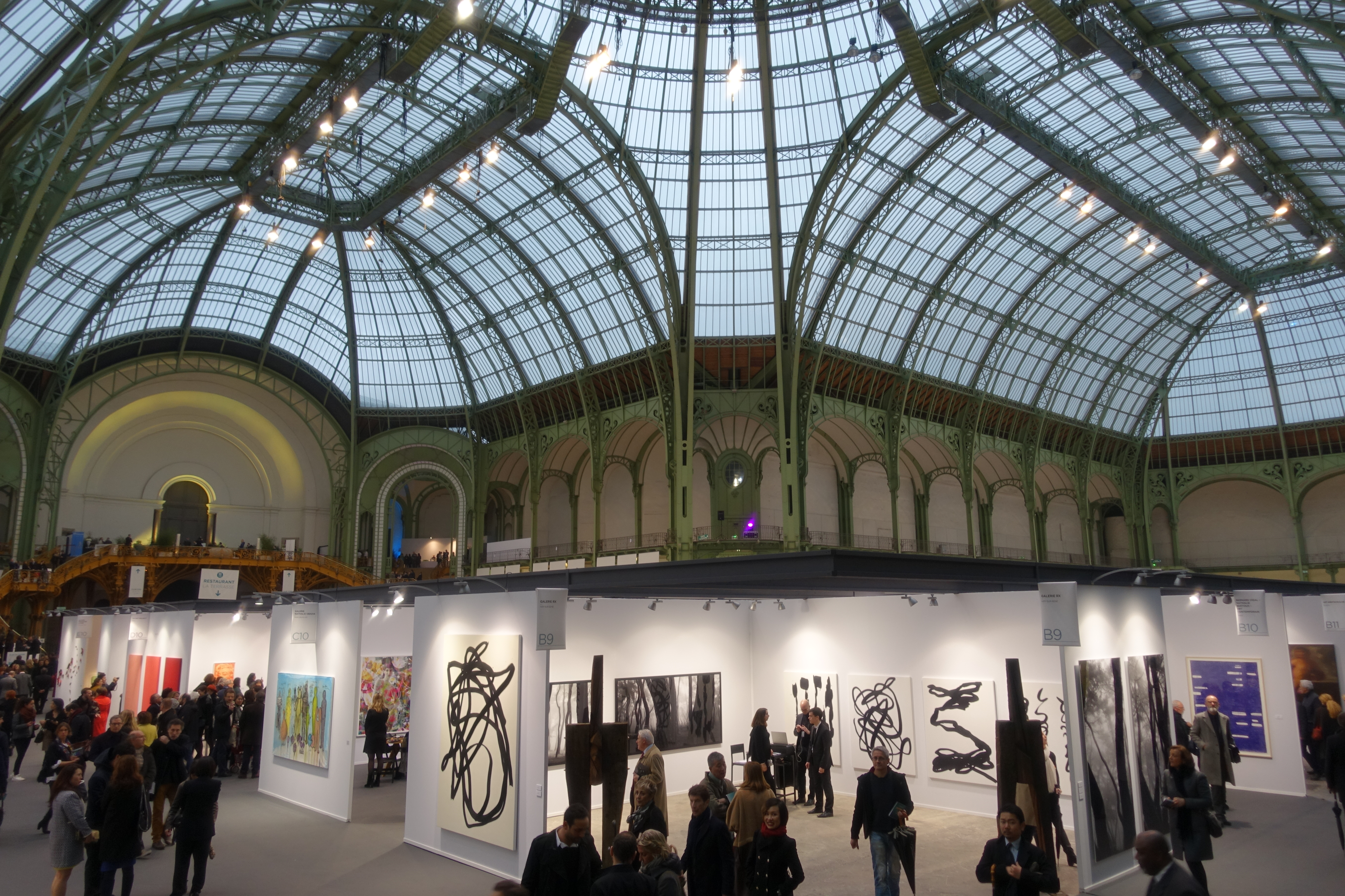 Art Paris Art Paris Art Fair Grand Palais Exposition Les Exploratrices