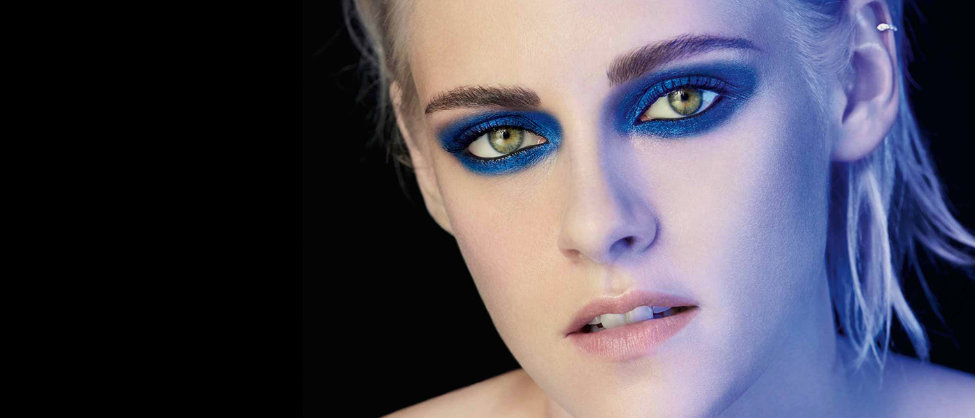 Chanel ombre premi 232 re 2017 eyeshadow ad campaign starring
