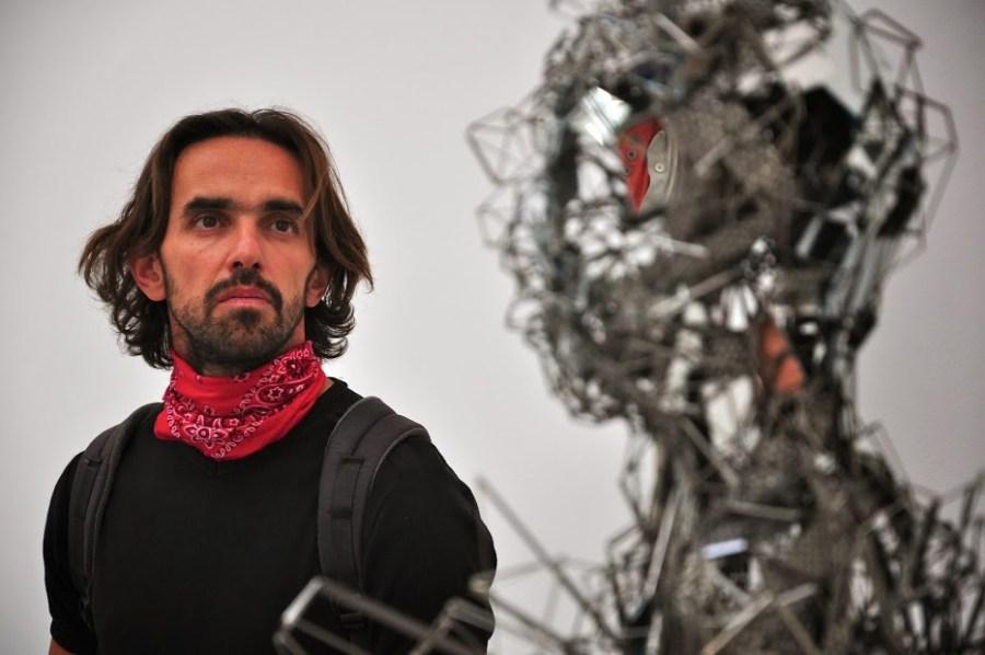 Galeries Thaddaeus Ropac- oeuvre de Lee Bul
