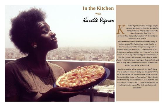 July Issue- Anniversary Karelle