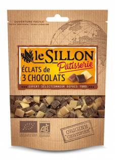 3013501 ECLATS DE 3 CHOCOLATS