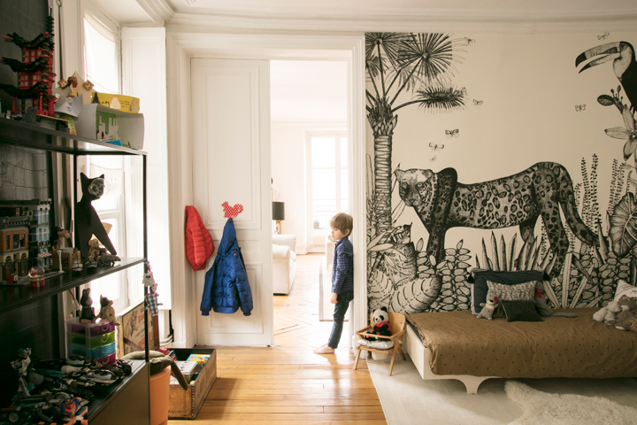 Chambre Jungle Ado Deco Jungle Chambre Fille