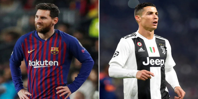 Nounou 2 Paris Messi Touche Plus Que Cristiano Ronaldo