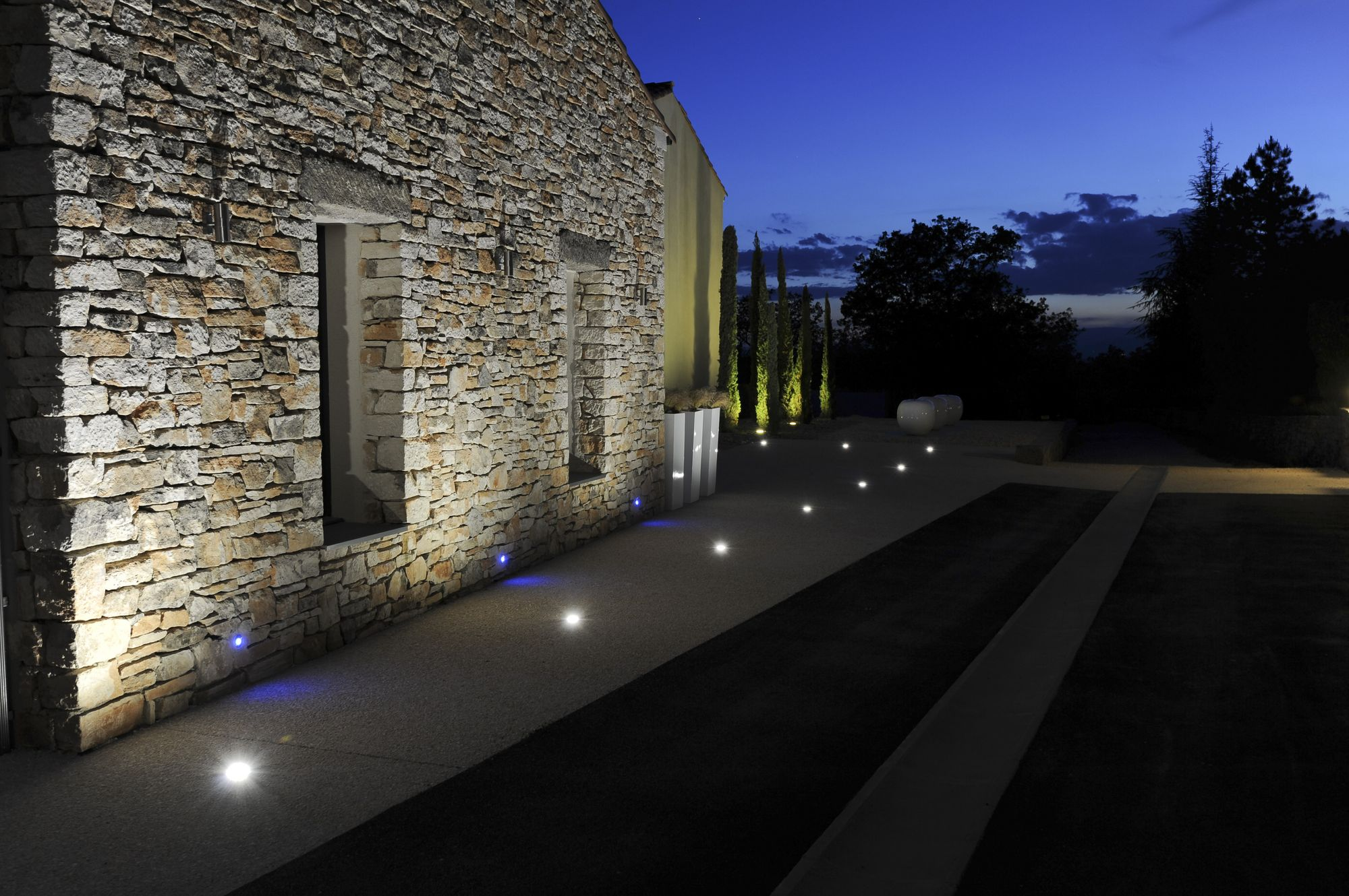 Eclairage Jardin Design Eclairage Exterieur Sp Cialiste Clairage Led Lumi Re Led