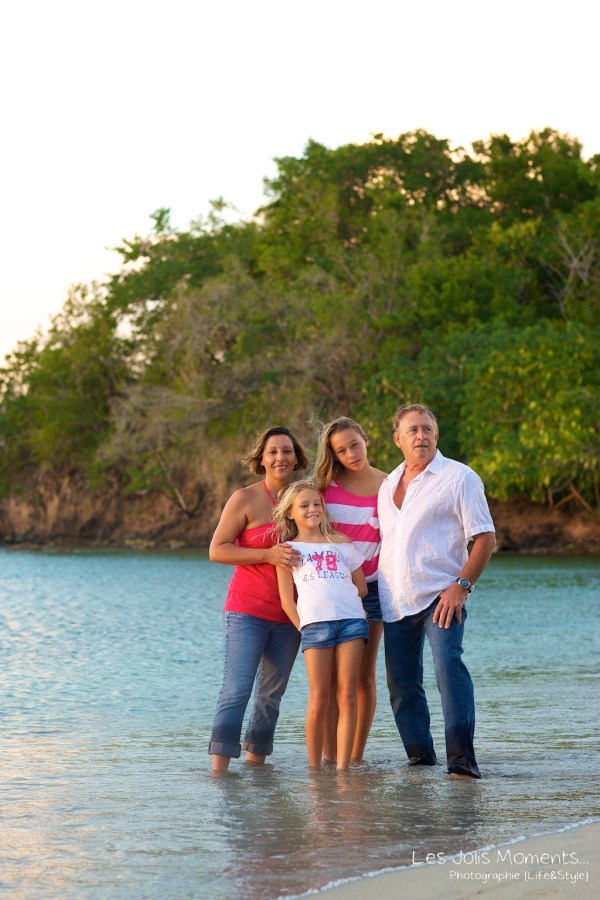 Photo de famille Martinique 8