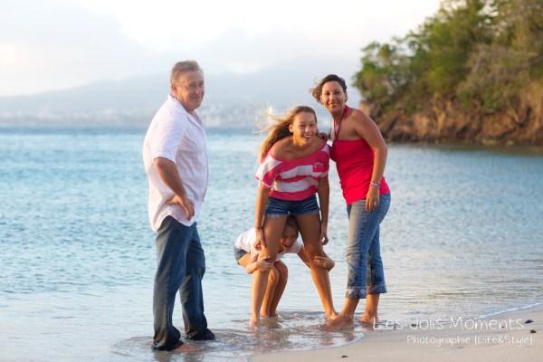 Seance photo Famille Martinique 17