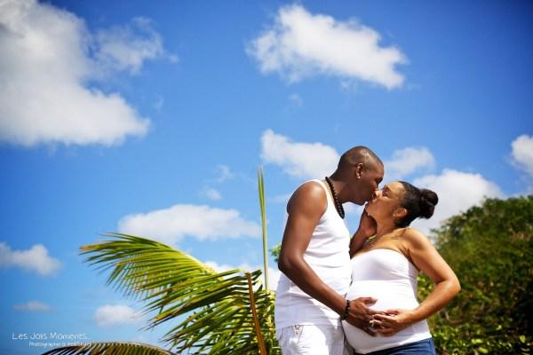 Photo grossesse Martinique 12
