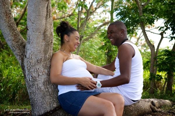 Photo grossesse Martinique 5