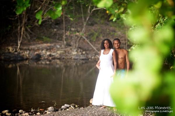 Seance maternite a Anse Noire 1