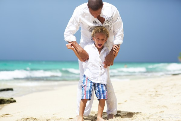 Seance famille plage Sainte Luce 14