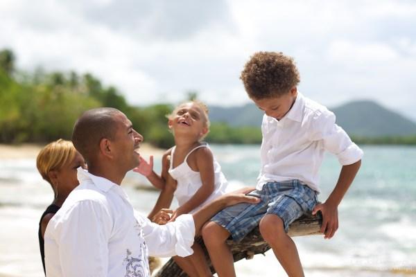 Seance famille plage Sainte Luce 23