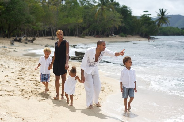 Seance famille plage Sainte Luce 8