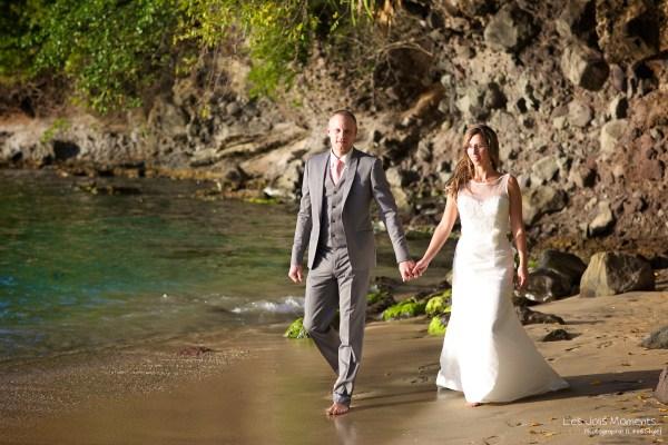 Seance couple Lune de Miel Martinique  16