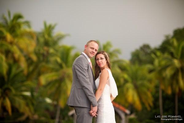 Seance couple Lune de Miel Martinique  21