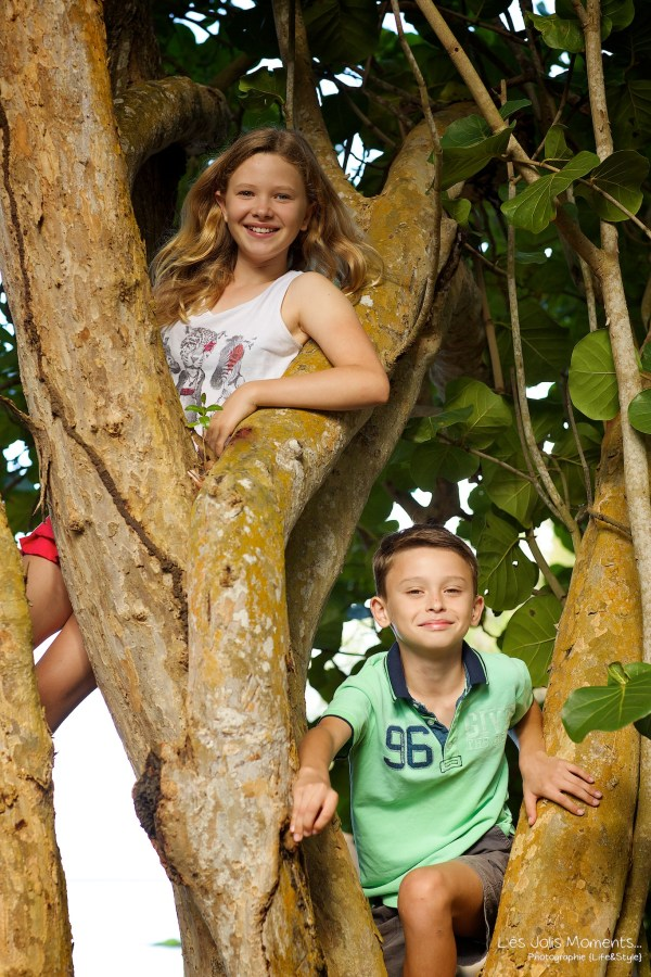 Seance photo famille Anse Noire Martinique 8