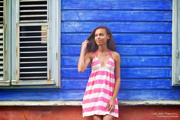 Seance portrait jeune fille metisse Martinique  27