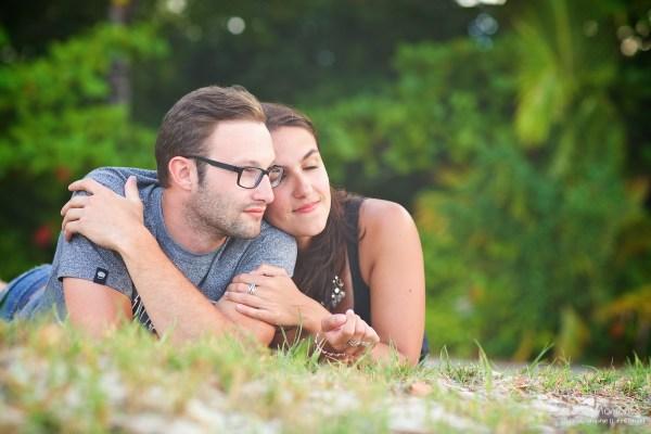 Marion et Arnaud seance amoureux Martinique 18