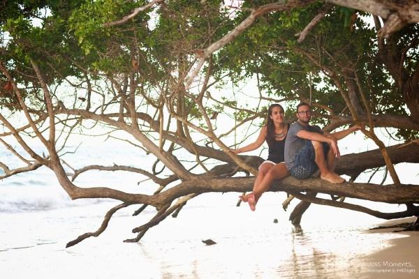 Marion et Arnaud seance amoureux Martinique 20