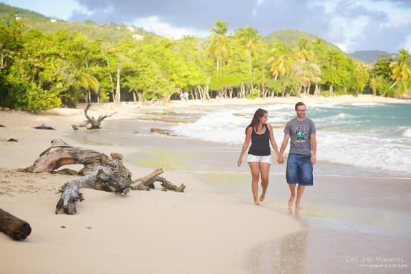 Marion et Arnaud seance amoureux Martinique 25