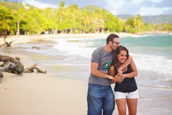 Marion et Arnaud seance amoureux Martinique 26