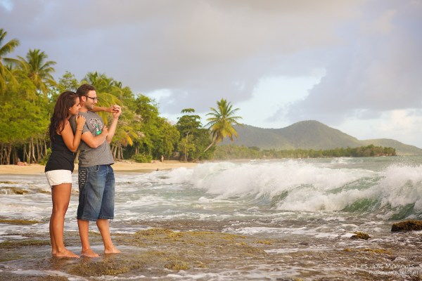 Marion et Arnaud seance amoureux Martinique 29