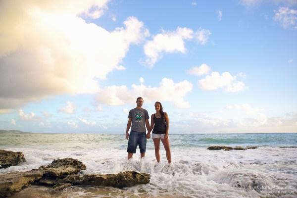 Marion et Arnaud seance amoureux Martinique 30