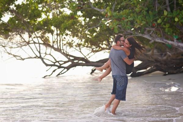 Marion et Arnaud seance amoureux Martinique 8