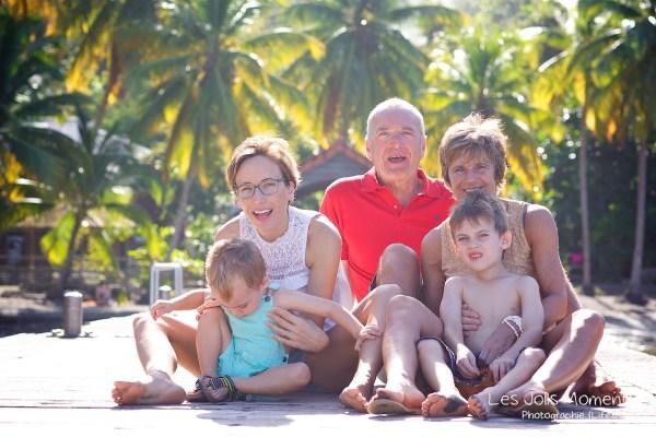 seance grands parents petits enfants Martinique 6