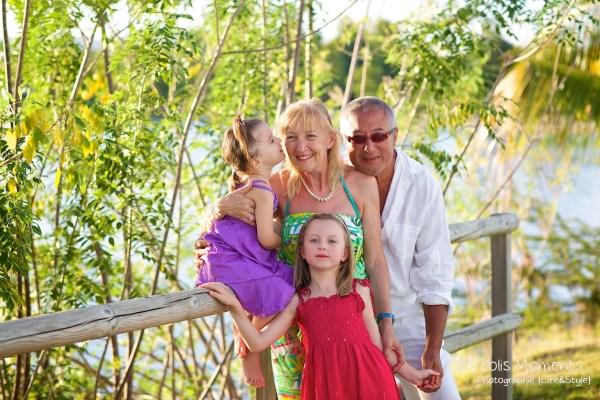 seance grands parents petits enfants Martinique