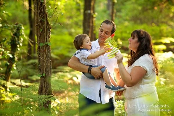 Seance photo famille dans les Landes 18