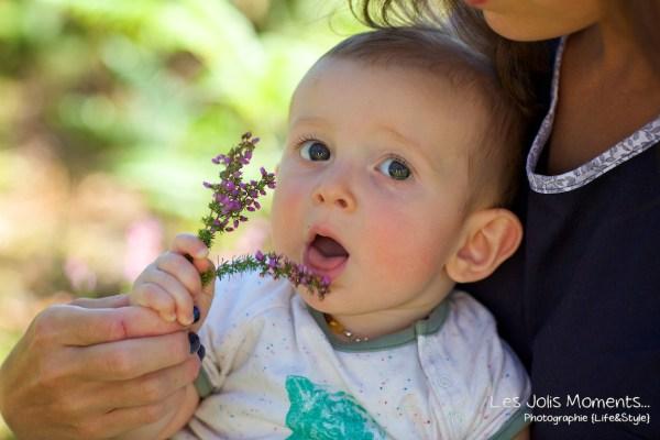 Seance en famille avec bebe dans les Landes 3