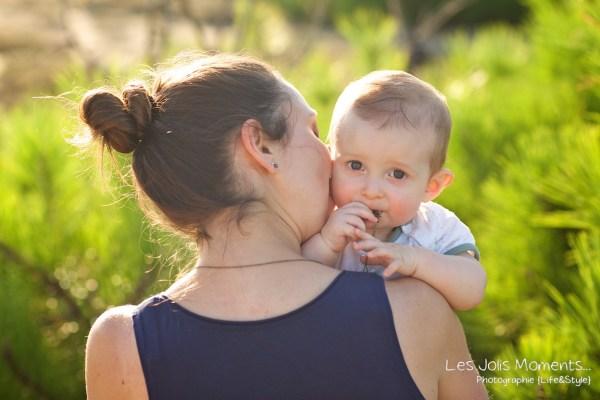 Seance en famille avec bebe dans les Landes 30