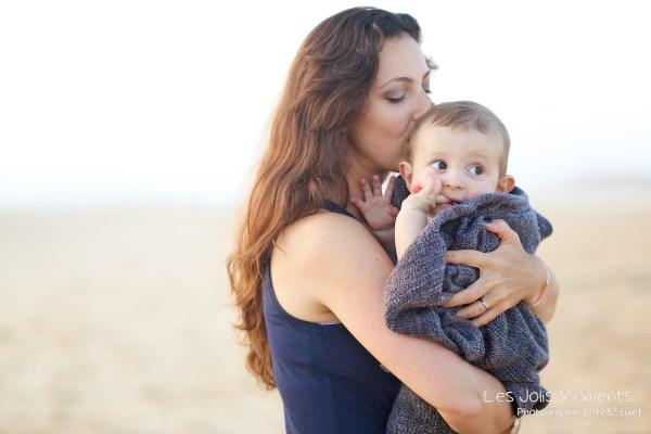 Seance en famille avec bebe dans les Landes 83