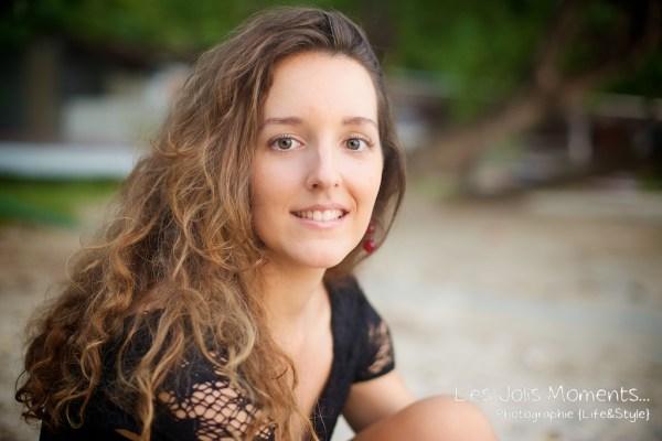 Seance portrait jeune femme martinique 13