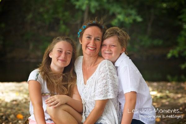 Photos de famille a Anse Noire 4