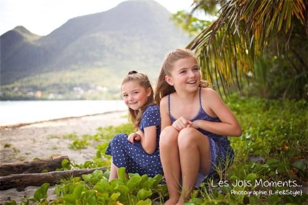 Seance famille en vacances au Diamant 1