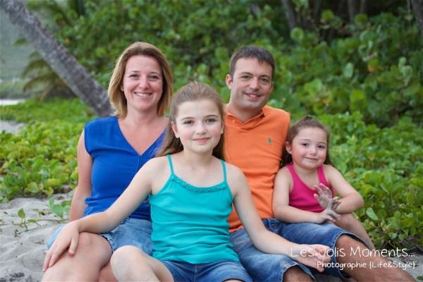 Seance famille en vacances au Diamant 27