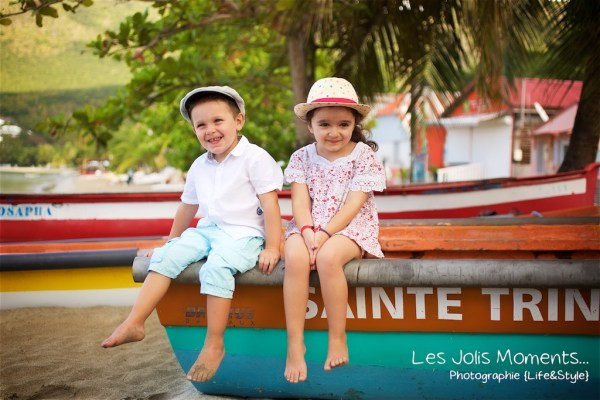 Seance photo entre amis en Martinique 1
