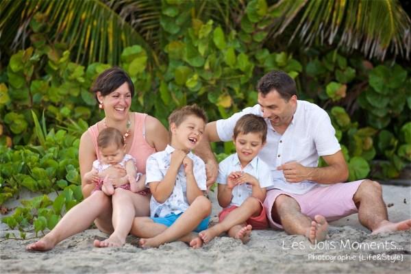 seance famille vacanciers Martinique 13