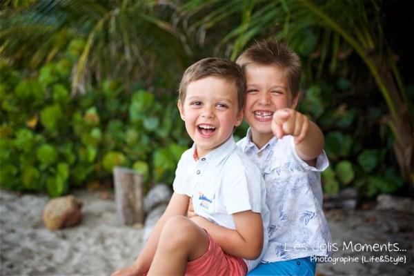 seance famille vacanciers Martinique 3