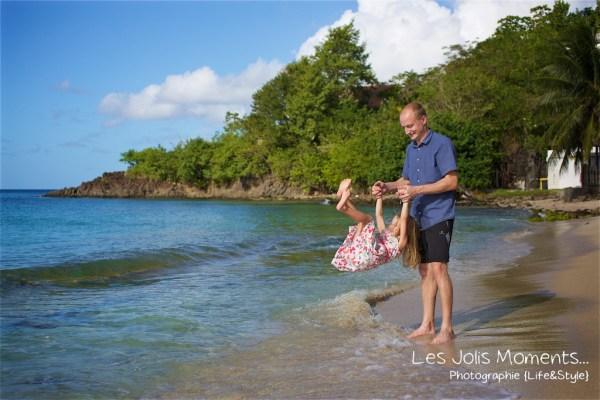 Seance a la plage a Anse Figuier Sainte Luce 7